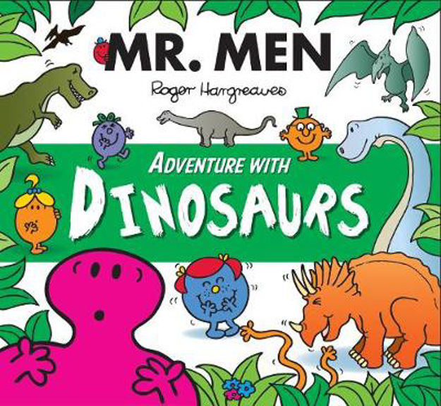 Picture of Mr Men Adventure with Dinosaurs