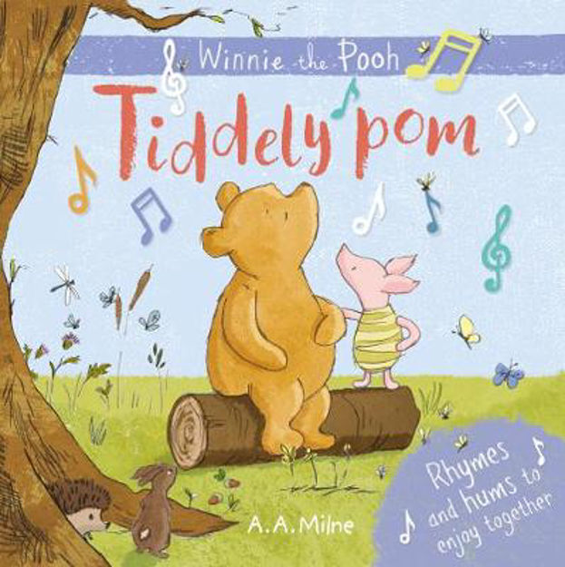 Picture of Winnie-the-Pooh: Tiddely pom: Rhyme