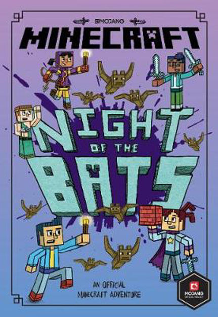 Picture of Minecraft: Night of the Bats (Minecraft Woodsword Chronicles 2)