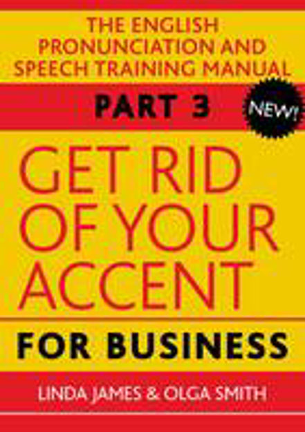 Picture of Get Rid of Your Accent for Business