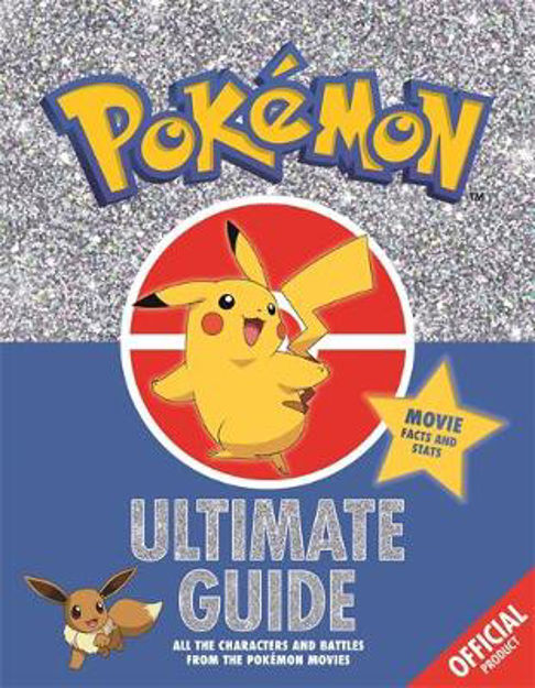 Picture of OFFICIAL POKEMON ULTIMATE GUIDE