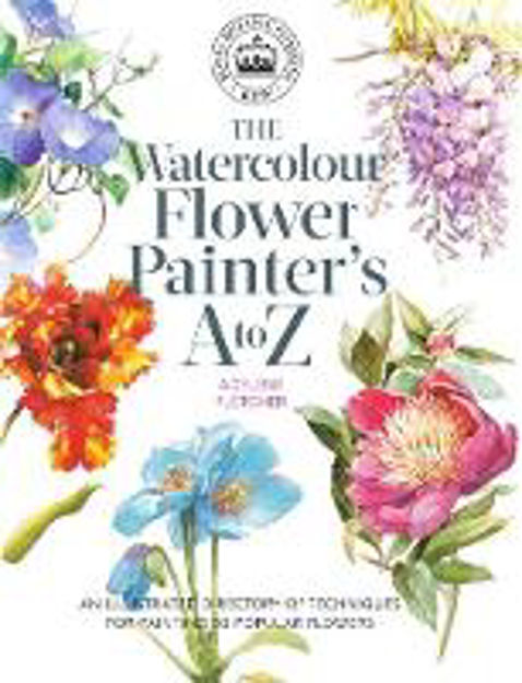 Picture of Kew: The Watercolour Flower Painter's A to Z