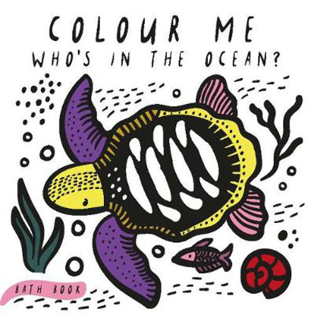 Picture of Colour Me: Who's in the Ocean?
