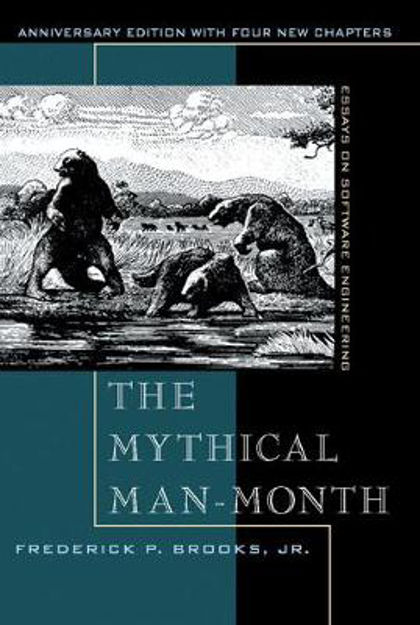 Picture of Mythical Man-Month