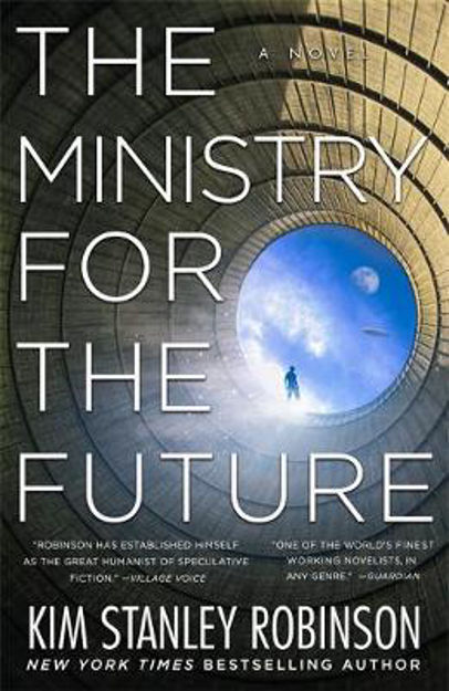 Picture of THE MINISTRY FOR THE FUTURE