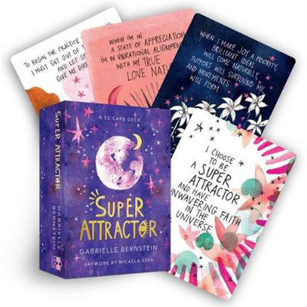 Picture of Super Attractor: A 52 Card Deck