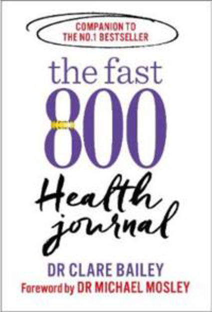 Picture of The Fast 800 Health Journal