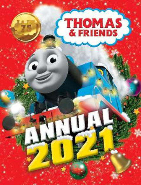 Picture of Thomas Tank annual 2021