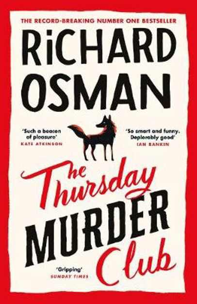 Picture of The Thursday Murder Club (Hardback edition)