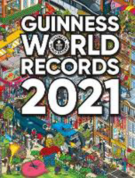Picture of Guinness World Records 2021