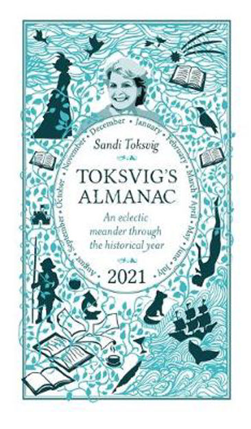Picture of Toksvig's Almanac 2021: An Eclectic Meander Through the Historical Year by Sandi Toksvig
