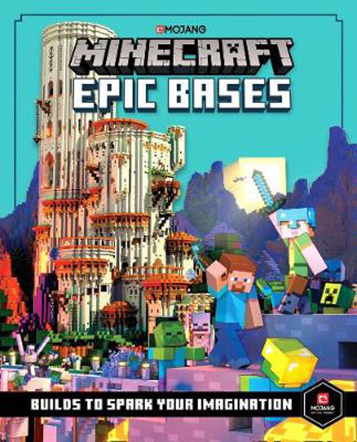 Picture of Minecraft Epic Bases: 12 Mind-Blowi