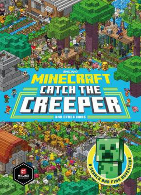Picture of Minecraft Catch the Creeper and Oth