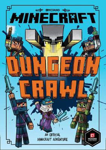 Picture of Minecraft: Dungeon Crawl (Woodsword
