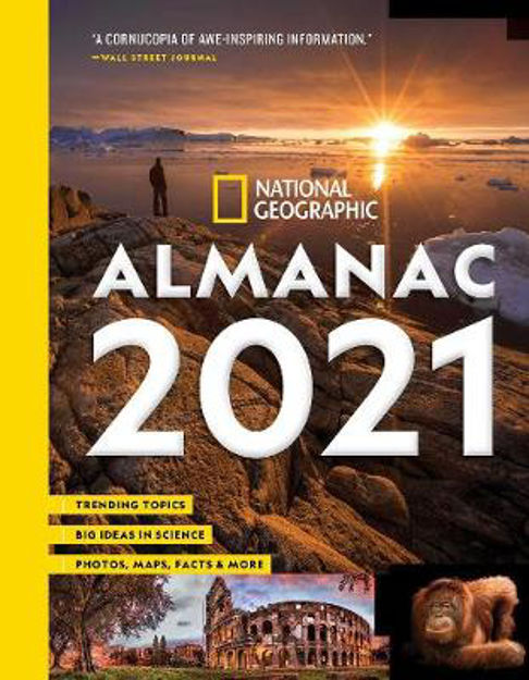 Picture of National Geographic Almanac 2021