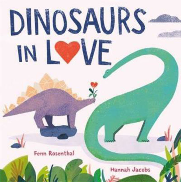 Picture of Dinosaurs in Love
