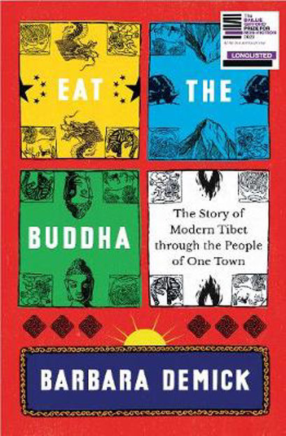 Picture of Eat the Buddha