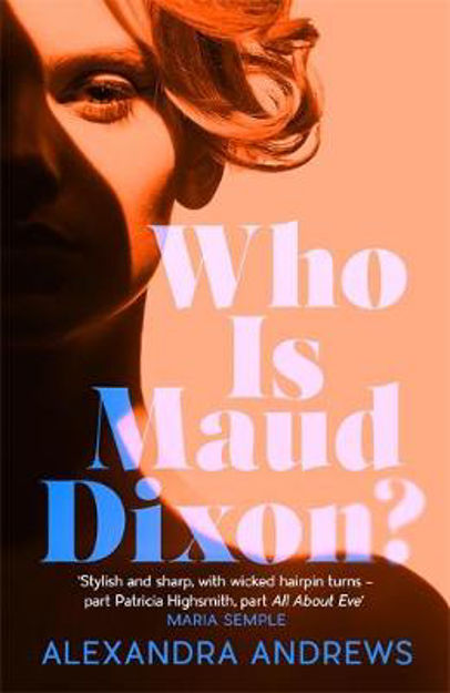 Picture of Who is Maud Dixon?