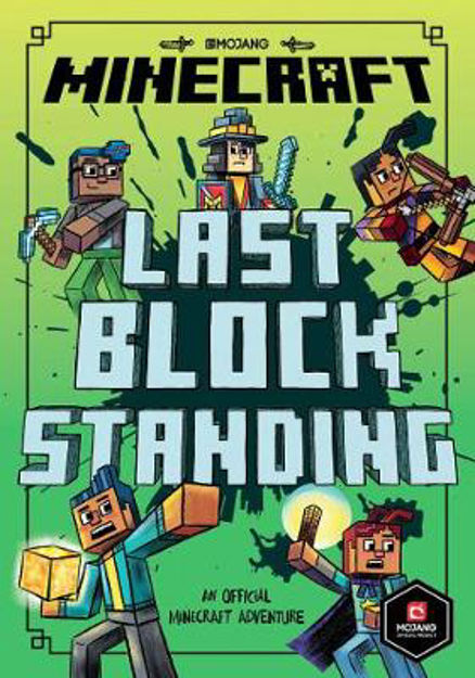 Picture of Minecraft: Last Block Standing (Woodsword Chronicles #6)