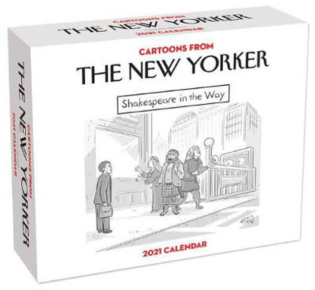 Picture of Cartoons from The New Yorker 2021 Day-to-Day Calendar