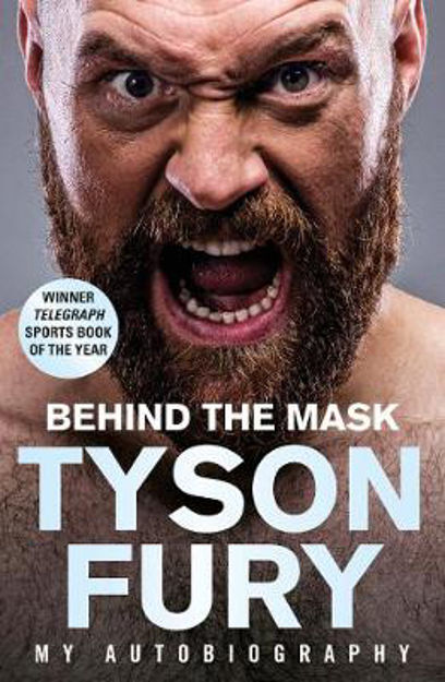 Picture of Behind the Mask: My Autobiography - Winner of the 2020 Sports Book of the Year