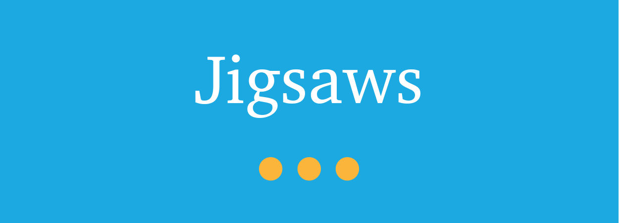 Picture for category Jigsaws