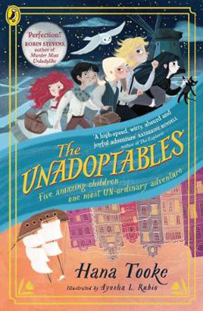 Picture of The Unadoptables: Five fantastic children on the adventure of a lifetime