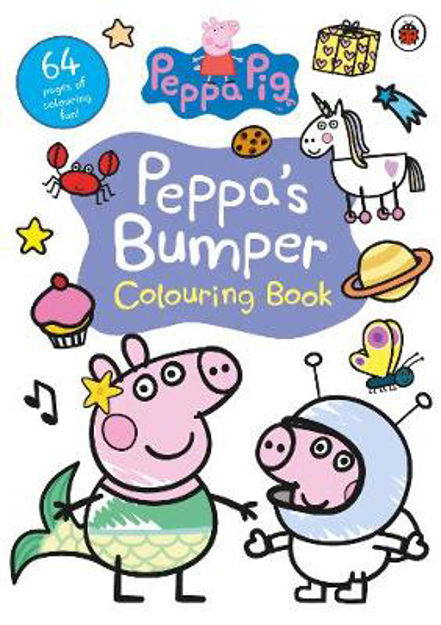 Picture of Peppa Pig Bumper Colouring Book