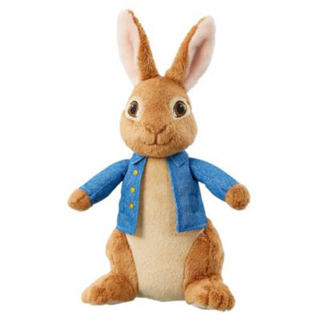 Picture of Peter Rabbit Movie Soft Toy