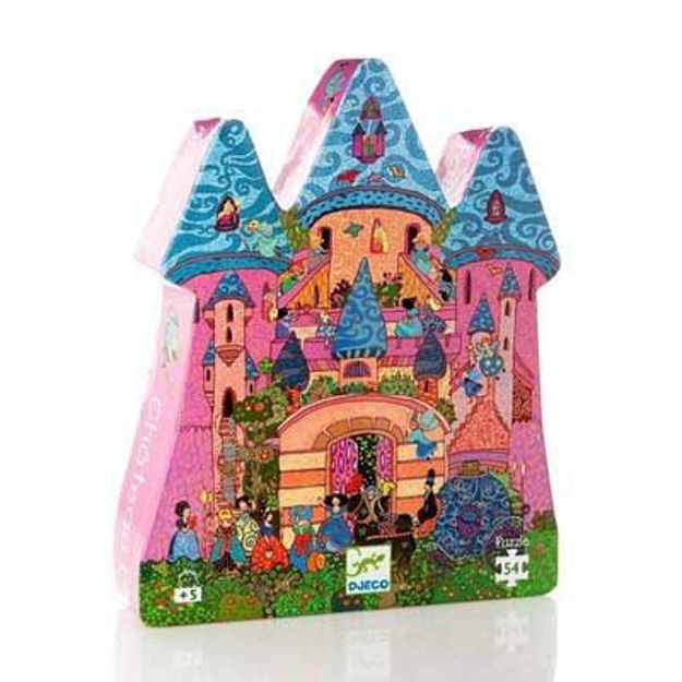 Picture of DJ07246 FAIRY CASTLE 54PC JIGSAW