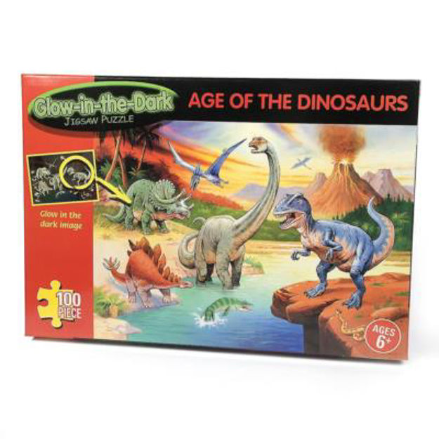 Picture of Age Of Dinosaurs Glow In The Dark