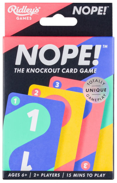 Picture of Nope Card Game