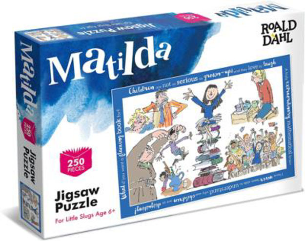 Picture of MATILDA JIGSAW PUZZLE