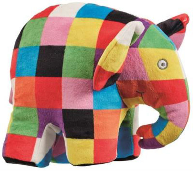 Picture of ELMER SOFT TOY