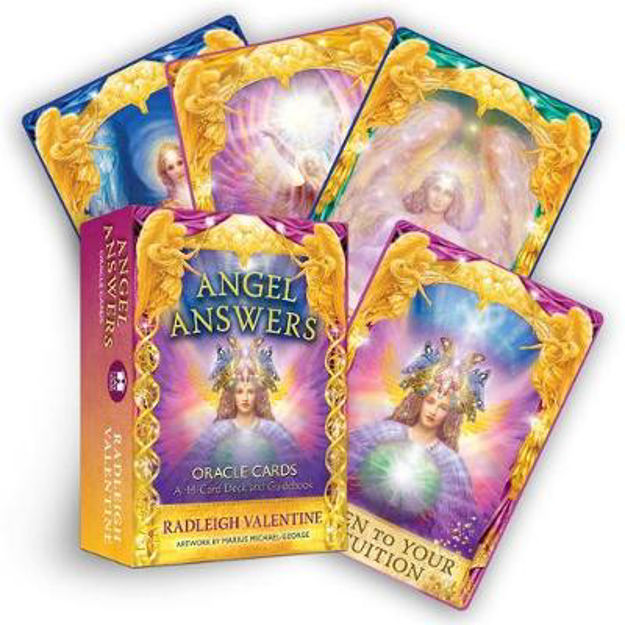 Picture of Angel Answers Oracle Cards