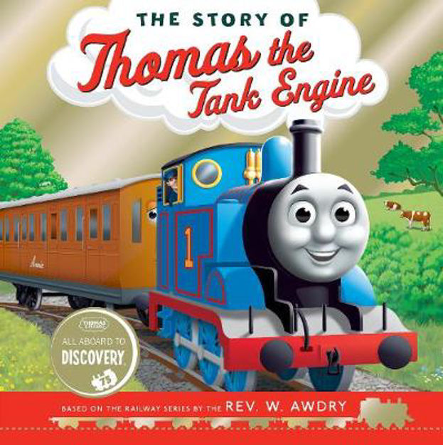 Picture of Story of Thomas the Tank Engine 75th anni