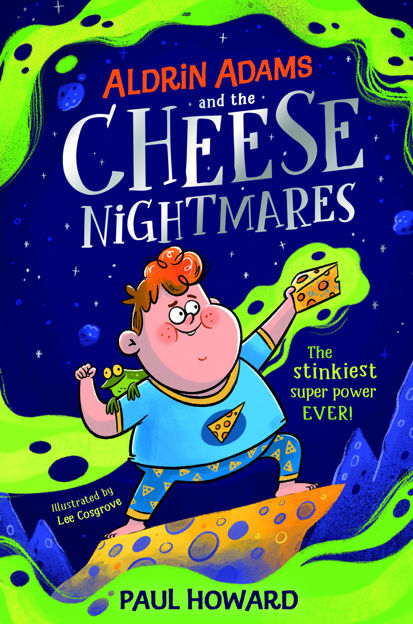 Picture of Aldrin Adams and the Cheese Nightmares