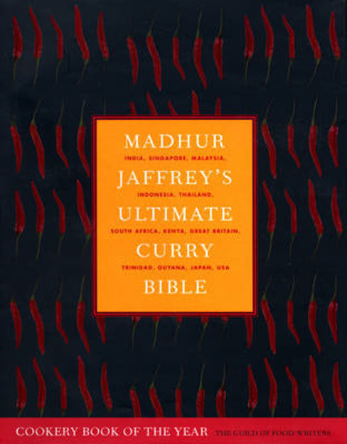 Picture of Madhur Jaffrey's Ultimate Curry Bible