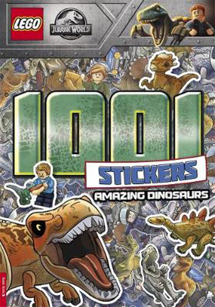 Picture of LEGO (R) Jurassic World (TM): 1001 Stickers: Amazing Dinosaurs