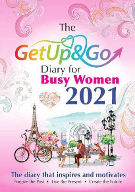 Picture of The Get Up and Go Diary for Busy Woman 2021