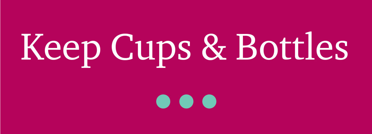 Picture for category Keep Cups & Bottles