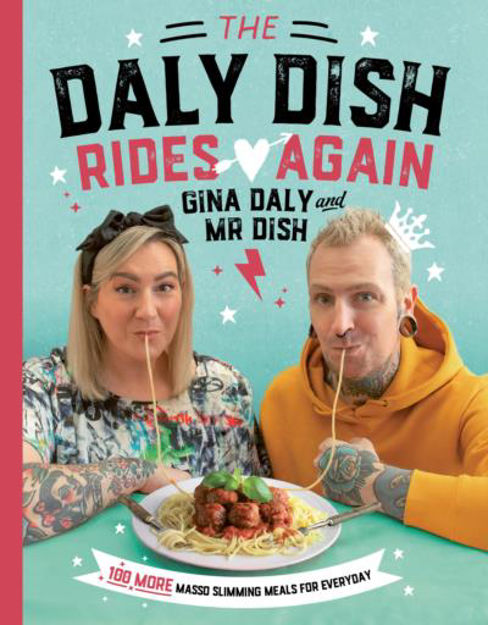 Picture of The Daly Dish Rides Again: 100 more masso slimming meals for every day