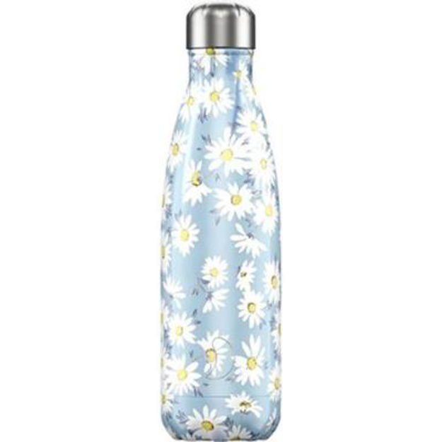 Picture of B500FLDAI FLORAL DAISY BOTTLE