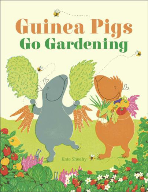 Picture of Guinea Pigs Go Gardening