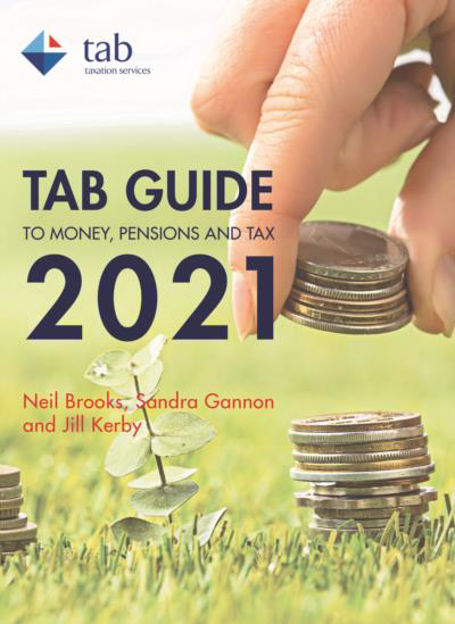 Picture of TAB TAB Guide 2021 to Money, Pensions & Tax