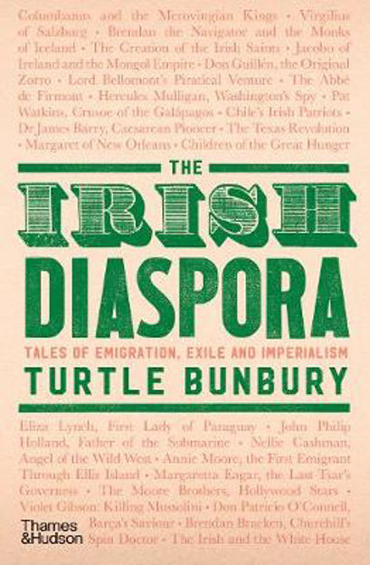 Picture of The Irish Diaspora: Tales of Emigration, Exile and Imperialism