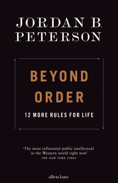 Picture of Beyond Order: 12 More Rules for Life