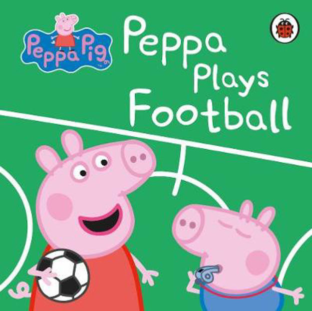Picture of Peppa Pig: Peppa Plays Football