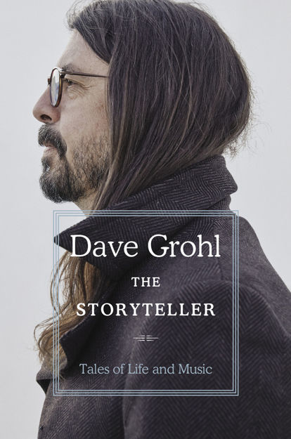 Picture of Dave Grohl The Storyteller: Tales of Life and Music