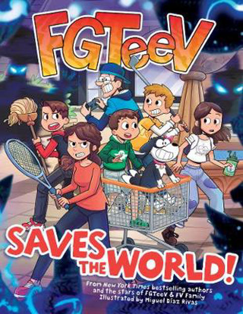 Picture of FGTEEV SAVES THE WORLD